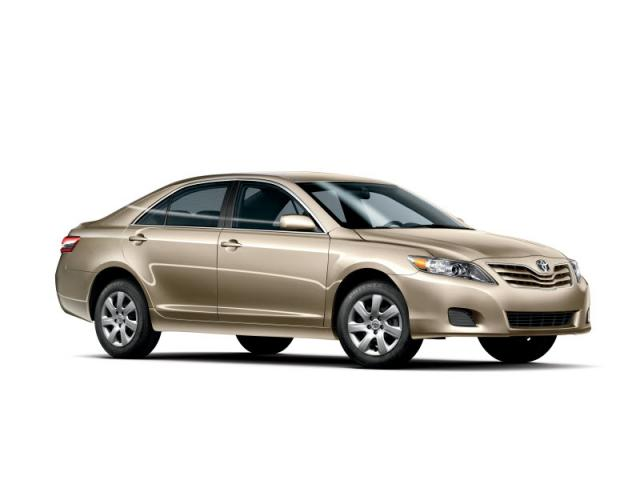 Junk 2011 Toyota Camry in Douglas