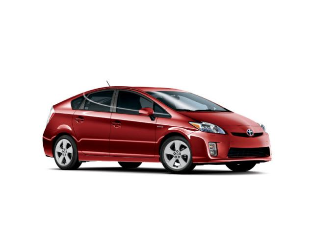 Junk 2011 Toyota Prius in Snellville