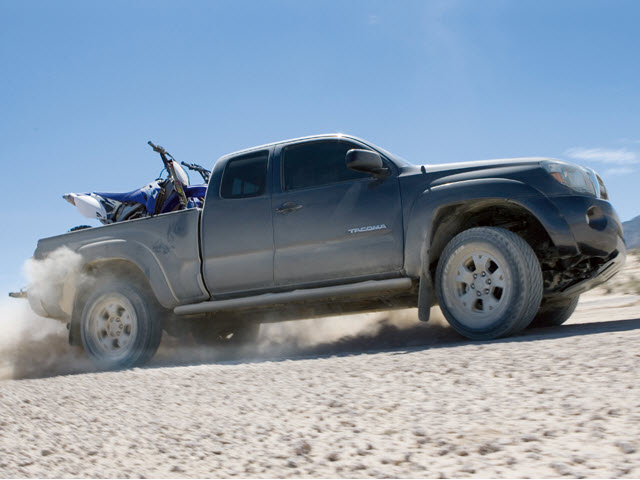 Junk 2011 Toyota Tacoma in Humble
