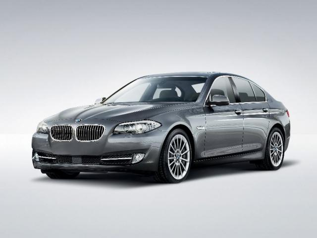 Junk 2012 BMW 528 in Houston