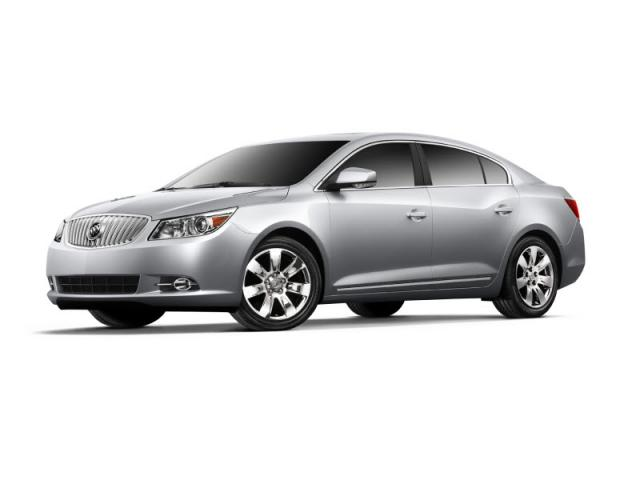 Junk 2012 Buick LaCrosse in Lakeville