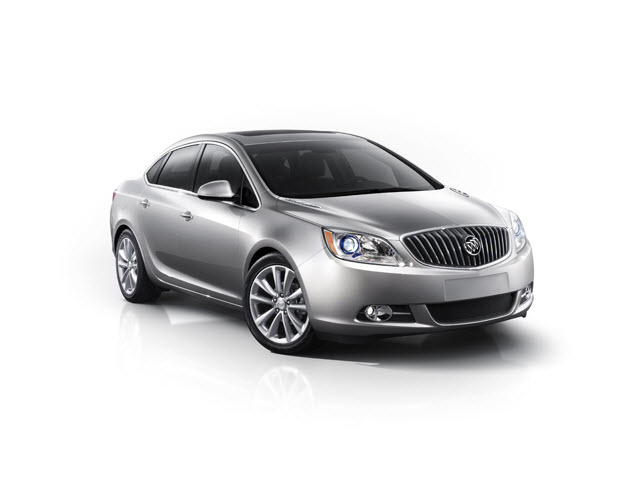 Junk 2012 Buick Verano in Hollywood