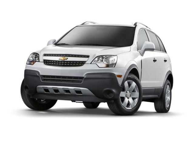 Junk 2012 Chevrolet Captiva in Stanley