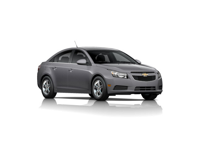 Junk 2012 Chevrolet Cruze in Fairfax