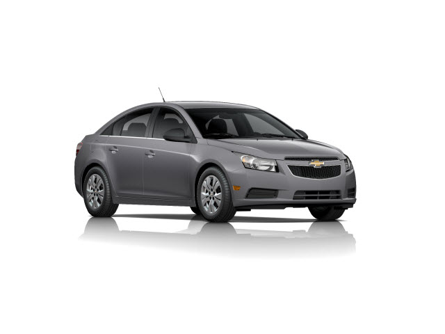 Junk 2012 Chevrolet Cruze in Leicester