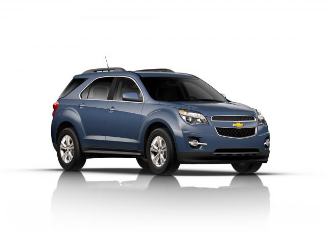 Junk 2012 Chevrolet Equinox in Dearborn Heights
