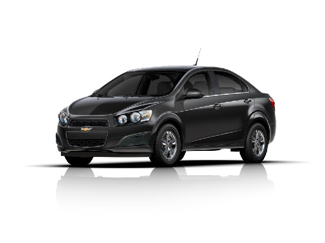 Junk 2012 Chevrolet Sonic in Park Ridge