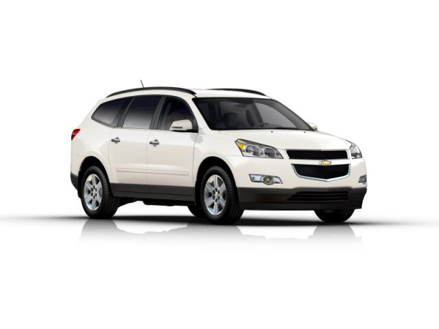 Junk 2012 Chevrolet Traverse in Brownstown Township