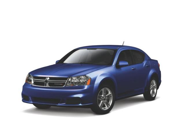 Junk 2012 Dodge Avenger in Bear
