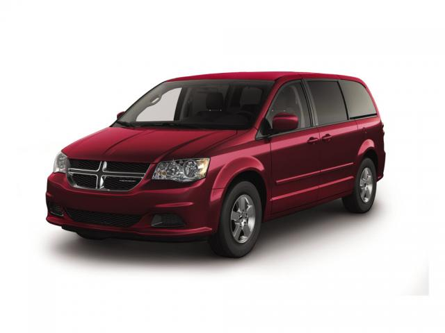 Junk 2012 Dodge Grand Caravan in Mount Joy