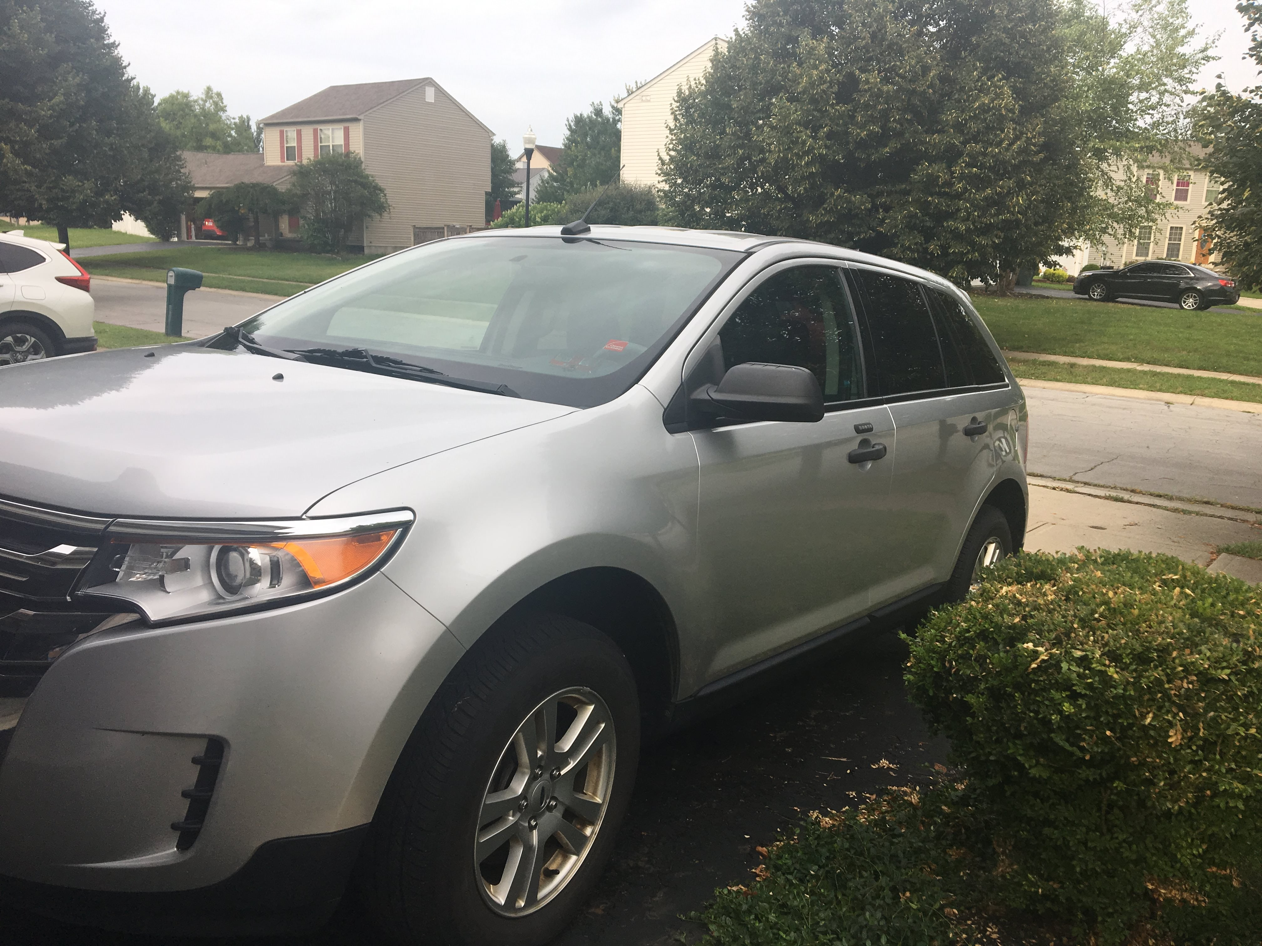 Junk 2012 Ford Edge in Blacklick