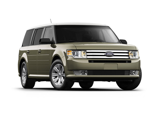 Junk 2012 Ford Flex in Mesquite