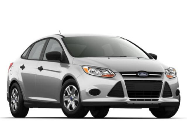 Junk 2012 Ford Focus in Franklin