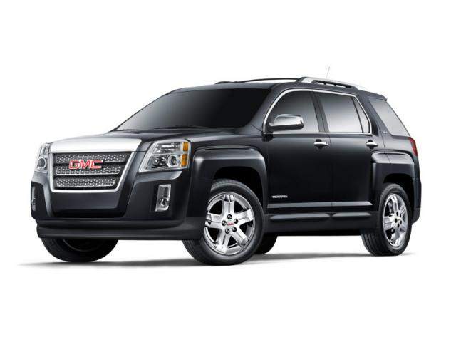 Junk 2012 GMC Terrain in Fort Worth