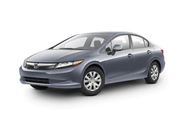 Junk 2012 Honda Civic in Woburn