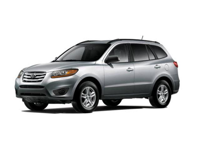 Junk 2012 Hyundai Santa Fe in Franklin