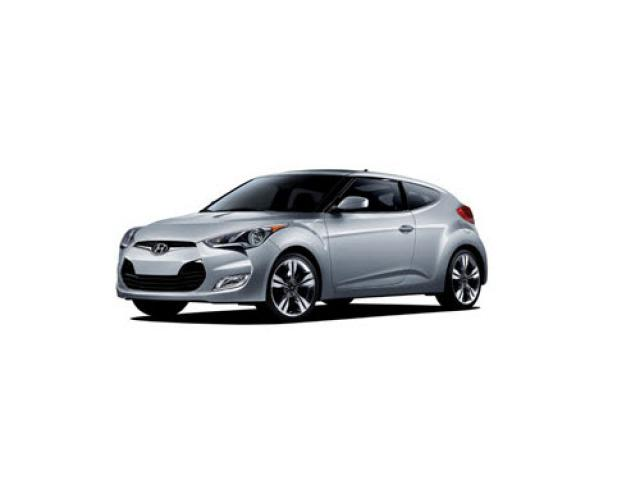 Junk 2012 Hyundai Veloster in Houston