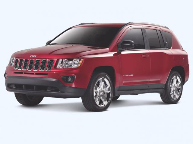 Junk 2012 Jeep Compass in Westbury