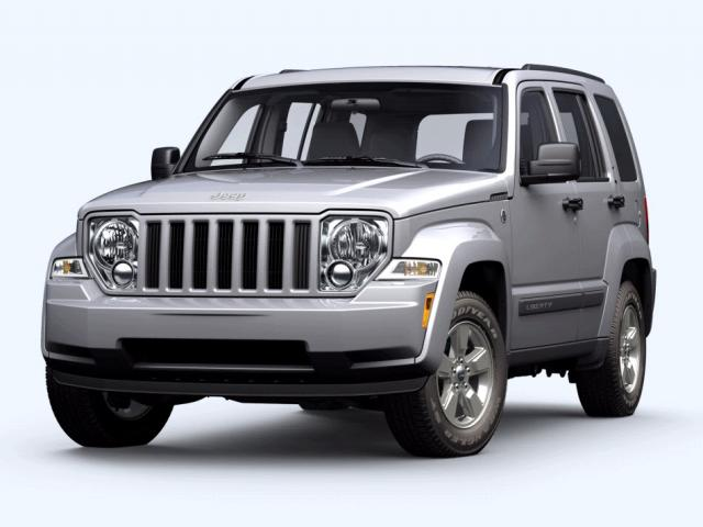 Junk 2012 Jeep Liberty in Washington