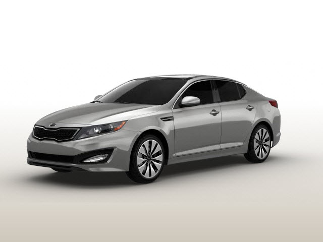 Junk 2012 Kia Optima in Lenoir City