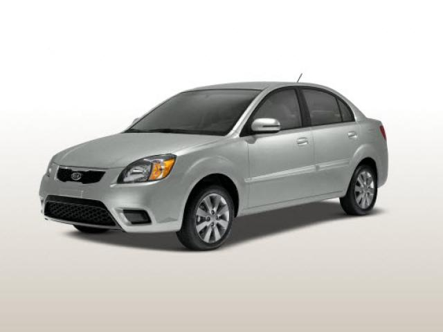 Junk 2012 Kia Rio in Fort Worth