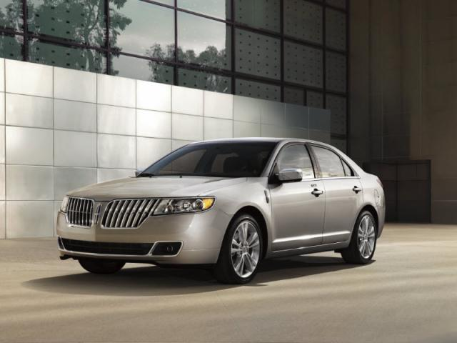 Junk 2012 Lincoln MKZ in Hillside