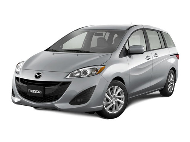 Junk 2012 Mazda 5 in Knoxville