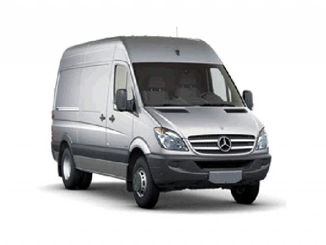 Junk 2012 Mercedes-Benz Sprinter in Central Islip