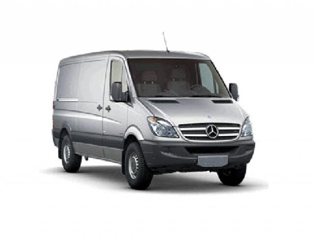 Junk 2012 Mercedes-Benz Sprinter in Spring