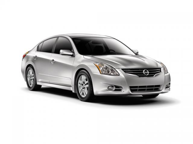 Junk 2012 Nissan Altima in North Las Vegas