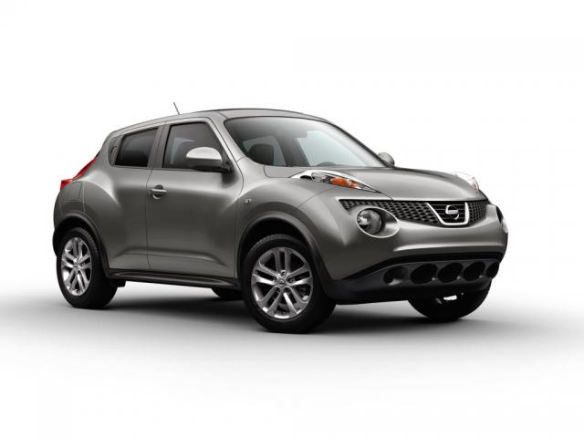 Junk 2012 Nissan Juke in Watertown