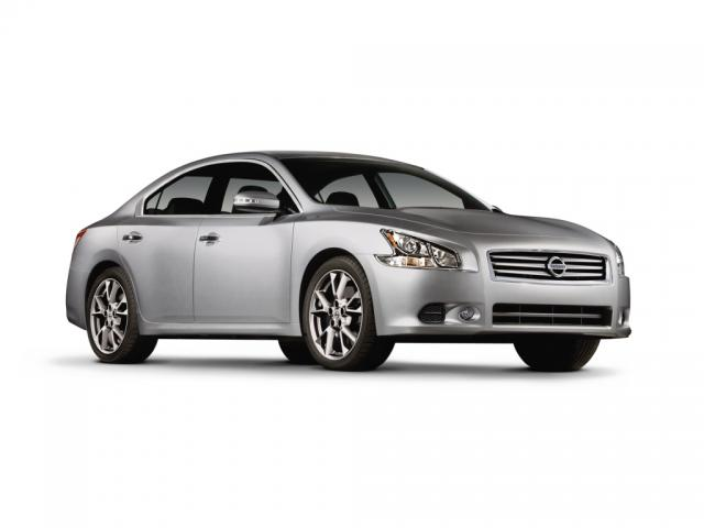 Junk 2012 Nissan Maxima in Chantilly