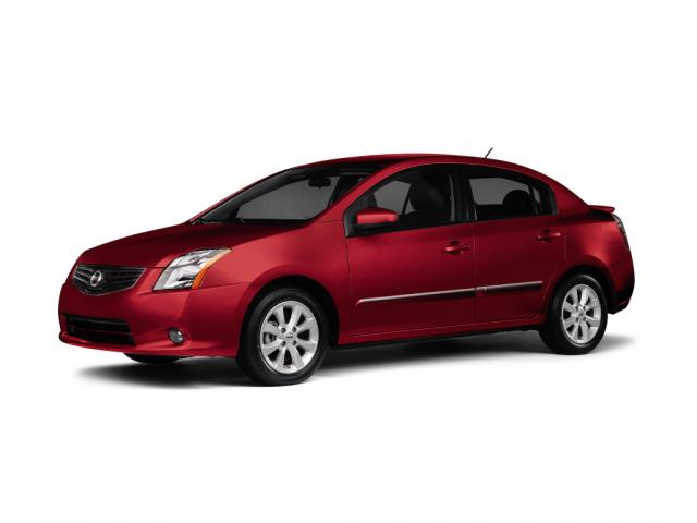 Junk 2012 Nissan Sentra in Post Falls