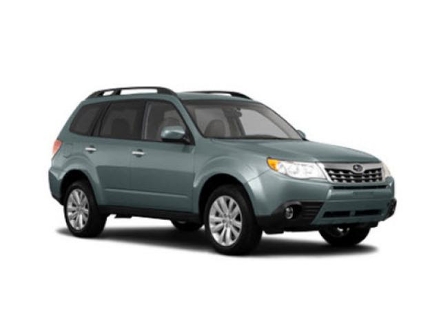 Junk 2012 Subaru Forester in Baton Rouge