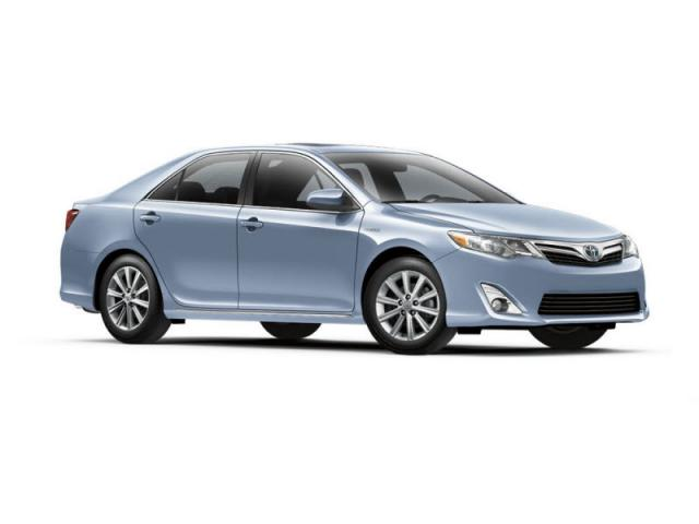 Junk 2012 Toyota Camry in Boylston