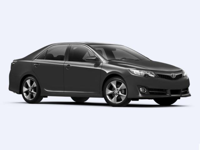 Junk 2012 Toyota Camry in Castaic
