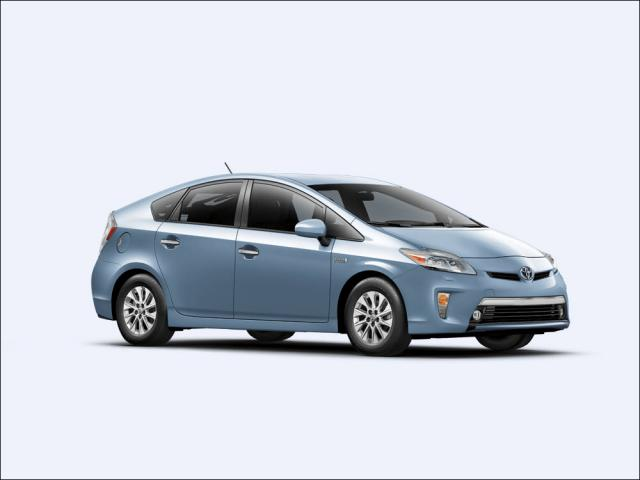 Junk 2012 Toyota Prius Plug-in in Chino Hills