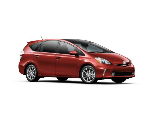 Junk 2012 Toyota Prius V in Westchester