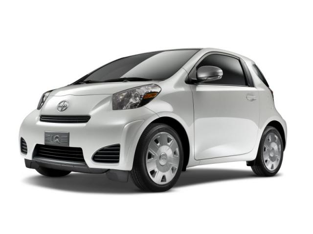 Junk 2012 Toyota Scion IQ in Arlington