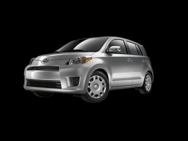 Junk 2012 Toyota Scion xD in Long Beach