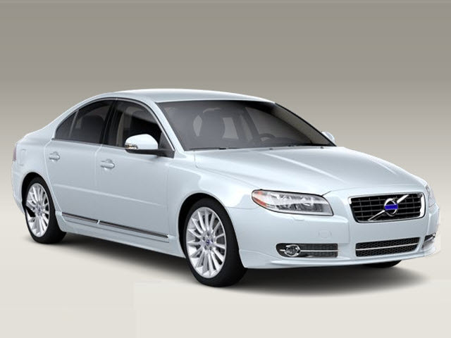 Junk 2012 Volvo S80 in Elmsford