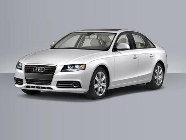 Junk 2013 Audi A4 in Omaha
