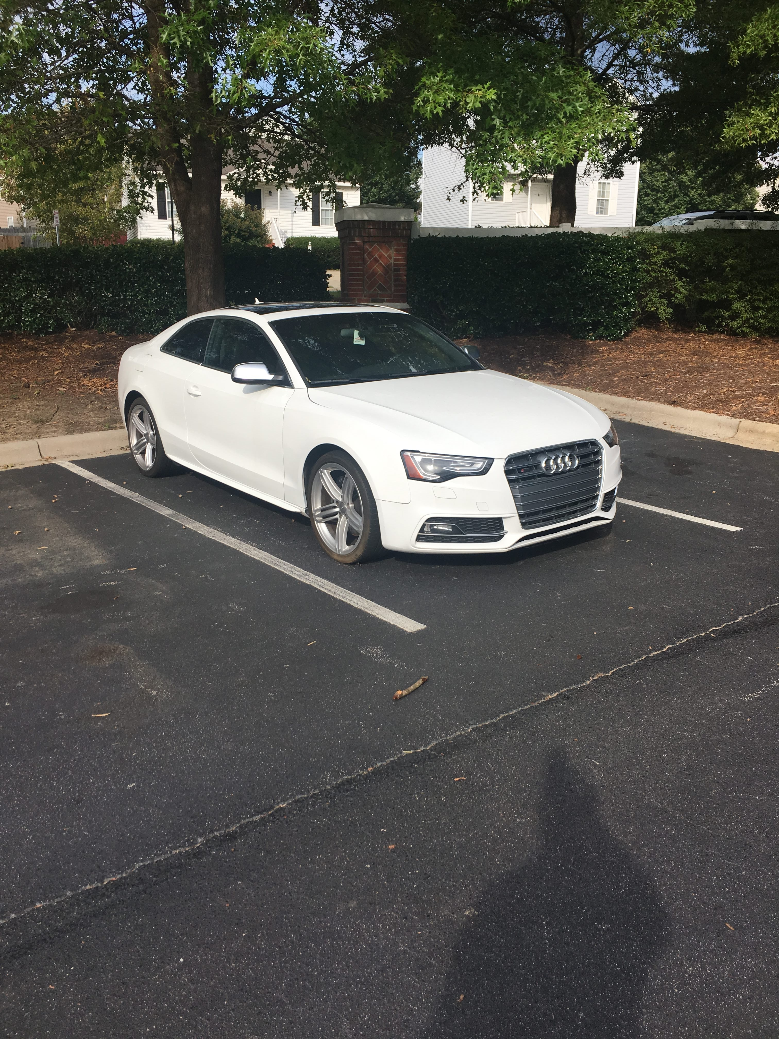 Junk 2013 Audi S5 in Raleigh