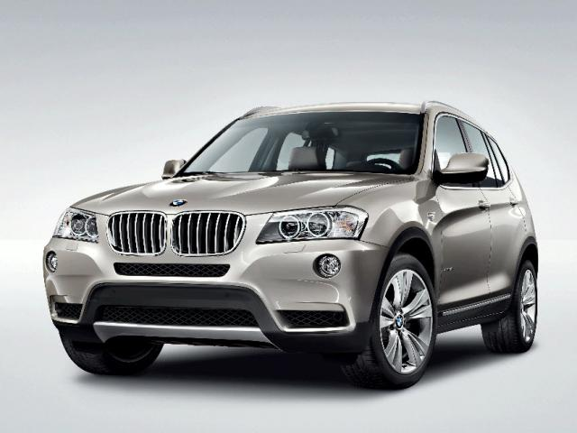 Junk 2013 BMW X3 in Minneapolis