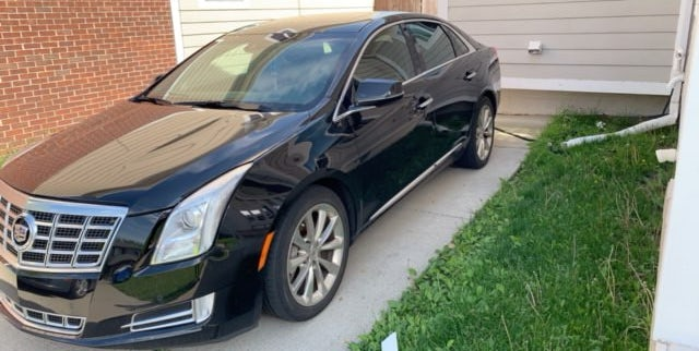 Junk 2013 Cadillac XTS in Warren