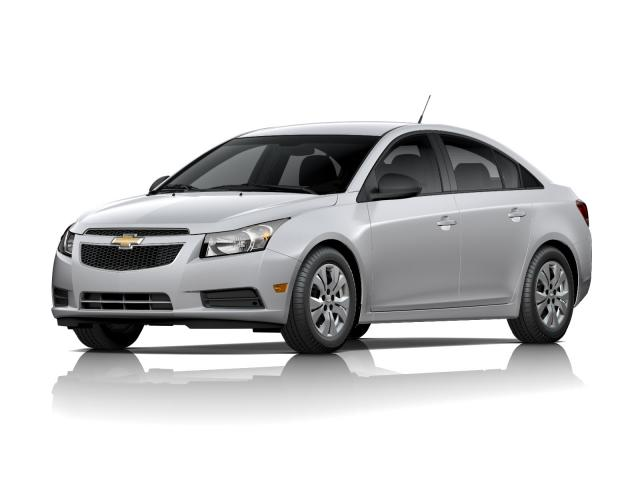 Junk 2013 Chevrolet Cruze in Calumet City