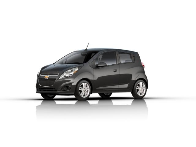 Junk 2013 Chevrolet Spark in Syracuse