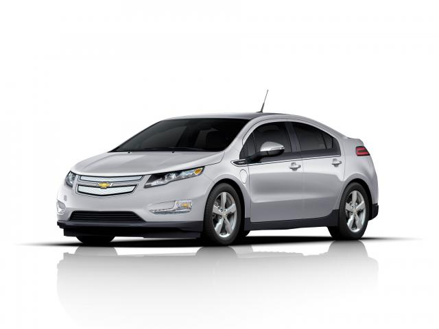 Junk 2013 Chevrolet Volt in Port Charlotte