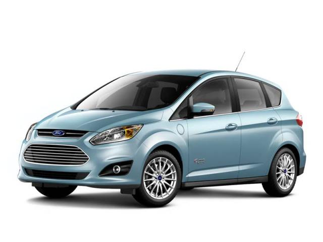 Junk 2013 Ford C-Max in Conyers