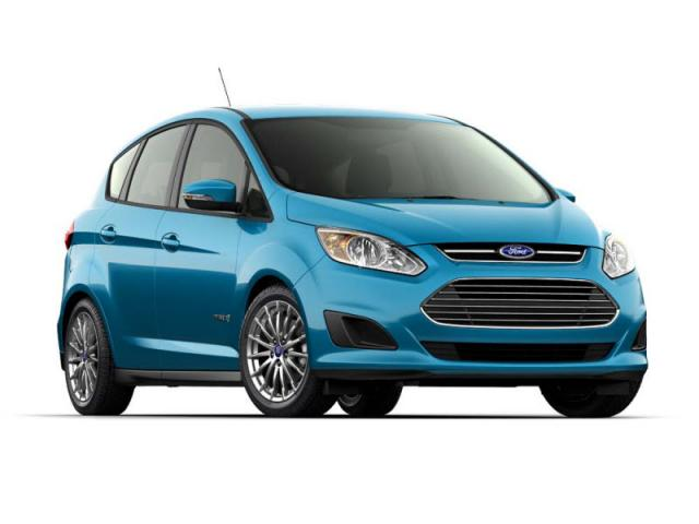 Junk 2013 Ford C-Max in Jamestown